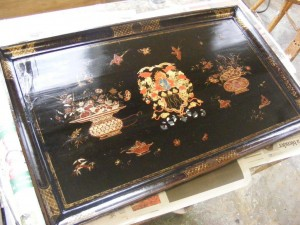 lacquer tray restoration (1)