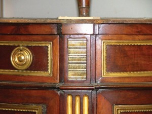 ormolu cabinets french pol copy