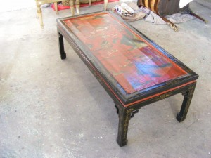 red lacquer coffee table restoration (1)